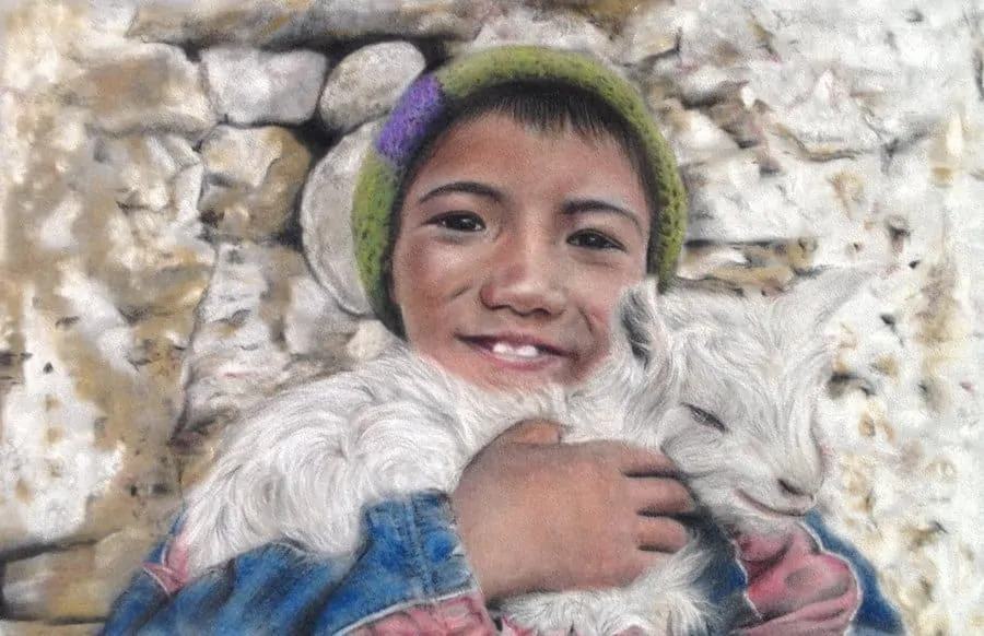 Kids_Pastel_Portrait_Tamsin_Dearing_Copyright_2014