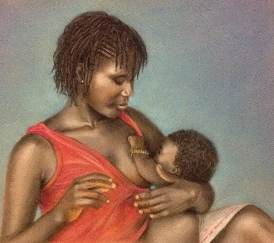 Mothers_Milk_Pastel_Portrait_Tamsin_Dearing_Copyright_2015